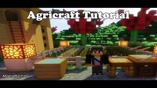 MUITOS RECURSOS! - Tutorial Agricraft