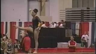 Madison Shorts 2008 Arnold Gymnastics Challenge Level 10 Beam