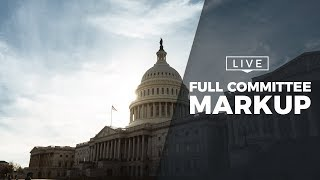 9.13.2018 Full Committee Markup 10:30 AM thumbnail