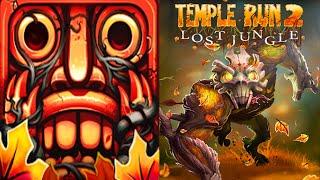 Temple Run 2 Fall Season Maps 2020 Gameplay Walkthrough