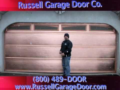 Russell Garage Door Co - Garage Doors \u0026 Openers - Florence NJ 08518 & Russell Garage Door Co - Garage Doors \u0026 Openers - Florence NJ 08518 ...