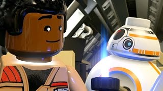 LEGO Star Wars: The Force Awakens (3DS/Vita) - Chapter 3 - Niima Outpost
