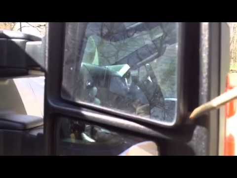 F250 F350 How To Change The Bulb In The Mirror Youtube