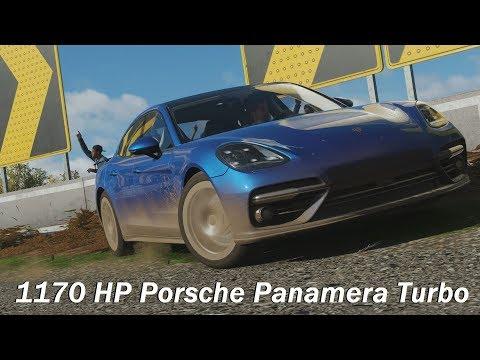 Extreme Offroad Silly Builds - 2017 Porsche Panamera Turbo (Forza Horizon 4)