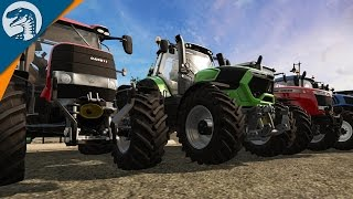 ALL NEW TRACTOR GUIDE | Farming Simulator 2017 Gameplay