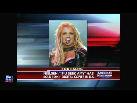 "Fox News Report on Britney Spears' ""If U Seek Amy"""