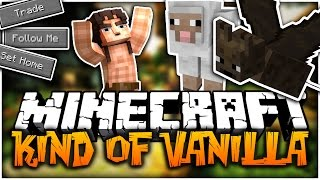 Minecraft: The Kind Of Vanilla Series #06 | MINECRAFT MORPHS ARE ALIVE