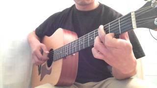 Keep Breathing - Ingrid Michaelson - Guitar arrangement