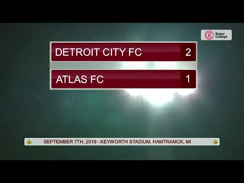 Detroit City FC Vs. Atlas FC