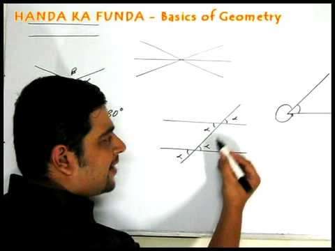 Geometry - Basics of geometry