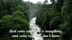 Perhaps Love - John Denver (with lyrics)