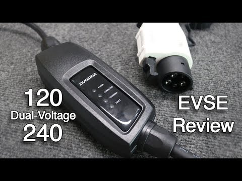 Duosida EVSE Review