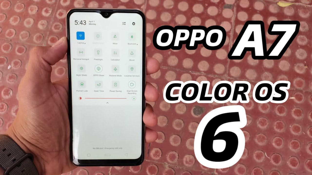 Oppo A7 ColorOs 6 Update 😕 | AllStuff 🔥