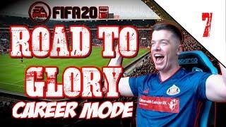 FIFA 20 SUNDERLAND ROAD TO GLORY CAREER MODE EP7 |