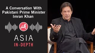 A Conversation With Pakistani Prime Minister Imran Khan | Asia In-Depth Podcast