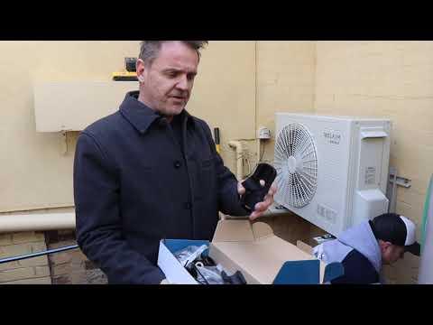 Quickie Heat Pump Installation Valve Kit