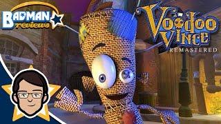 VooDoo Vince Review + Game Giveaway - Badman