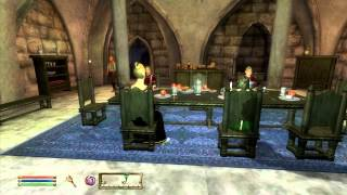 прохождение The Elder Scrolls IV Oblivion 42 серия (Задание Сангвина)
