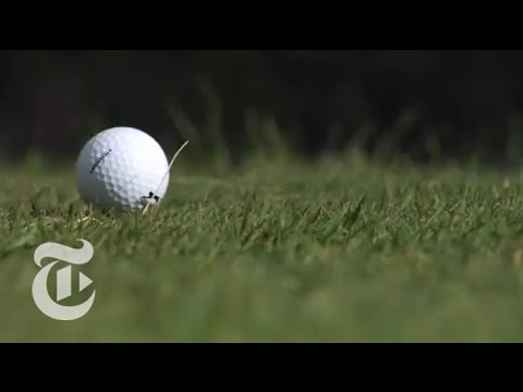 Sports: On Par: Touring Bethpage Black | The New York Times