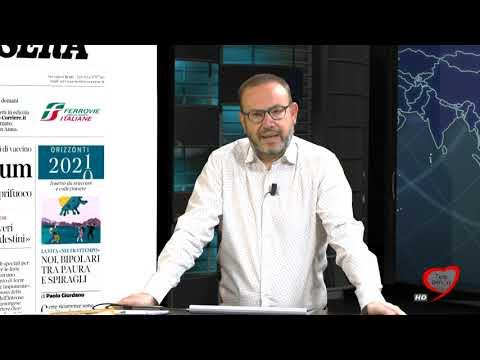 I giornali in edicola - la rassegna stampa 31/12/2020
