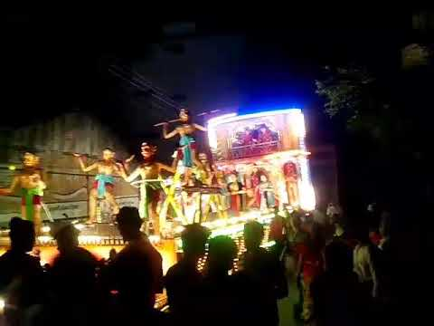 Rajnandgaon Visarjan jhanki 2017        (Ast vinayak mandal)