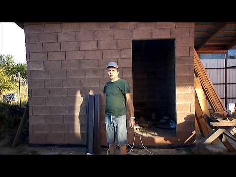 Как обшить фронтон односкатной крыши