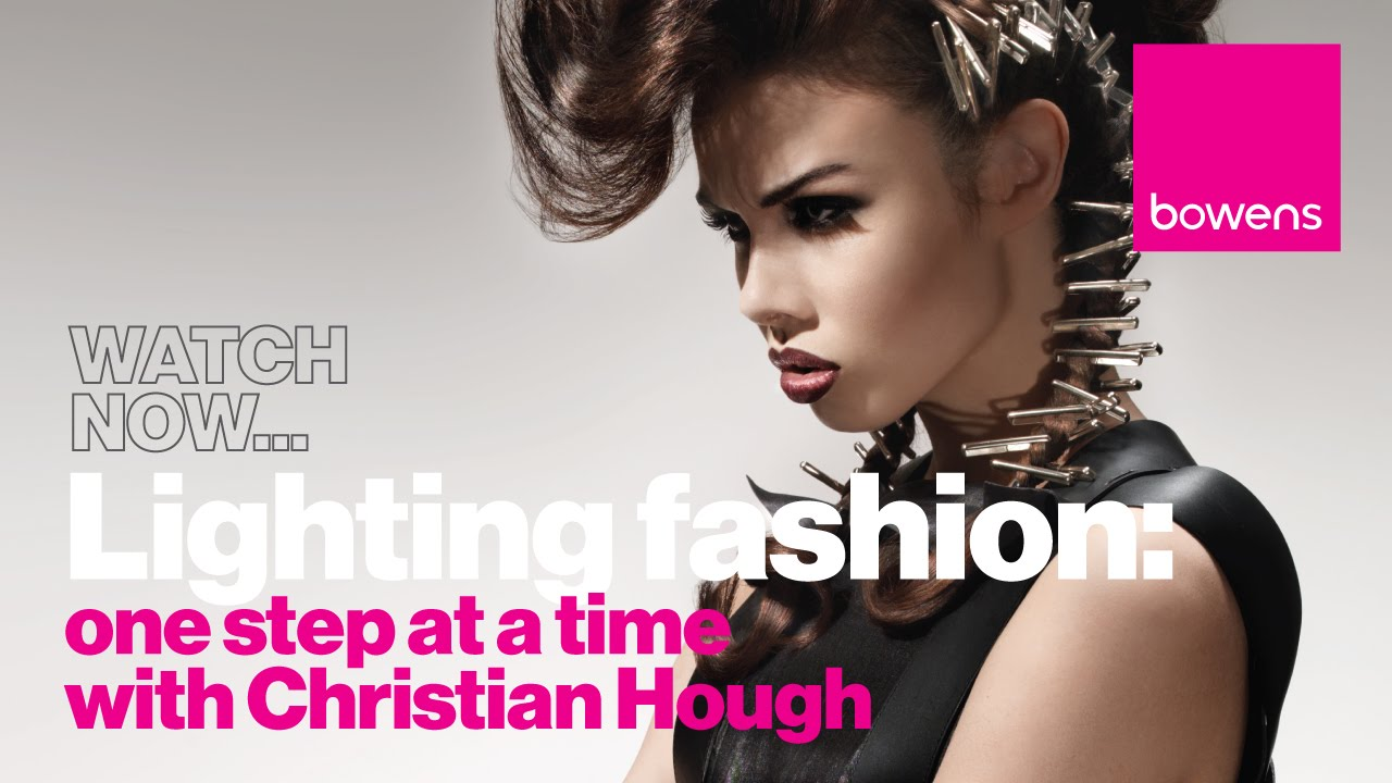 Photography Lighting Techniques - Photographing Fashion one light at a time with Christian Hough - YouTube  sc 1 st  YouTube & Photography Lighting Techniques - Photographing Fashion one light ... azcodes.com