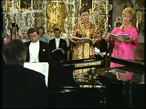 Gioachino Rossini Petite Messe Solennelle, Gloria (Baumburg, 1972)