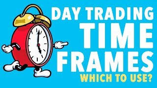 Day Trading TIME FRAMES! LOOK AT THE BIGGER PICTURE!