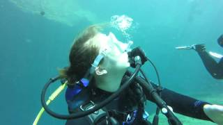 Virtual Dive Log: Blue Grotto Dive 2