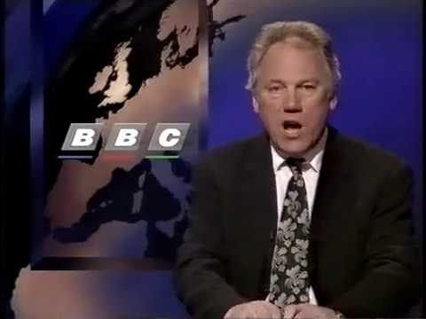 BBC Nine'o'clock News 17 March 1997