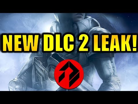 Destiny 2: NEW DLC 2 LEAK! Release Date, Story, Features! | The Fallen Warmind Expansion