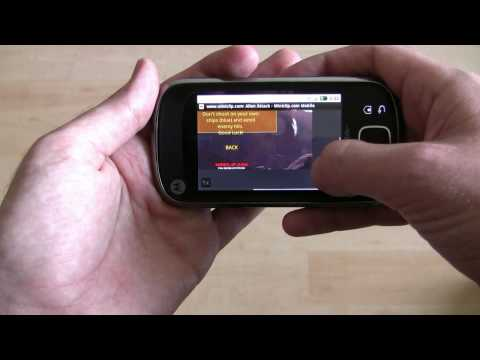 Motorola CLIQ XT review