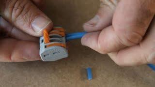 Conectores eléctricos rápidos - Bricomanía