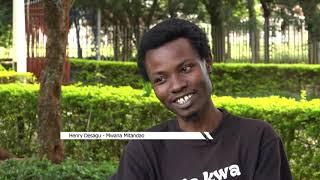 Mad world, KUTV executive feature with Beatrice Watare.