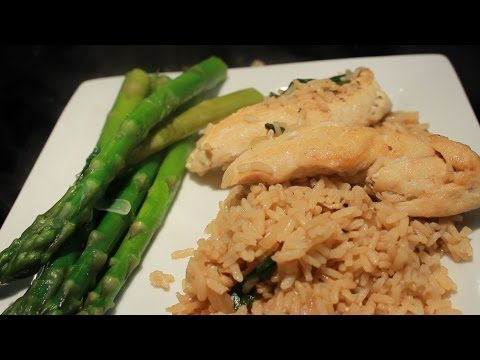 Awesome Chicken & Rice Recipe Stove Top Easy Quick