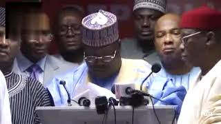 Drum of politics start beating in Nigeria Defection very ware.