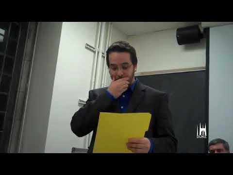 Brandon Gorman: Discourses of the Democracy in Authoritarian Contexts