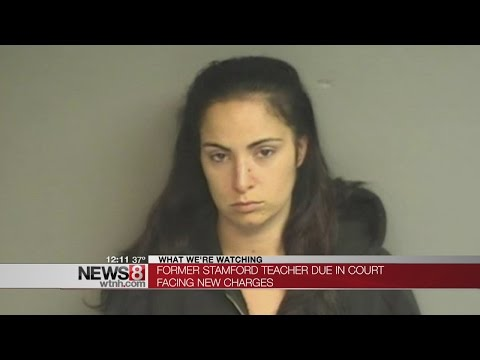 Former Stamford teacher faces more charges