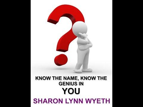 Know the Name with Sharon Lynn Wyeth - Guest: Bernard Morin