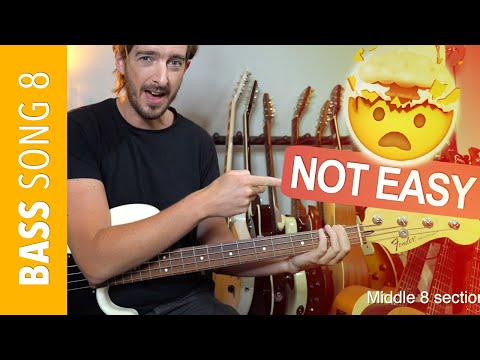 George Ezra - SHOTGUN BASS Guitar Tutorial // Bass Lessons For Beginners