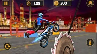 TRICKY BIKE STUNT MANIA GAME #Dirt Motorcycle Race #Bike Racing Games To Play #Games For Android