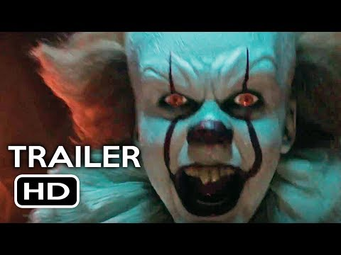 Thumbnail: It Official Trailer #2 (2017) Stephen King Horror Movie HD