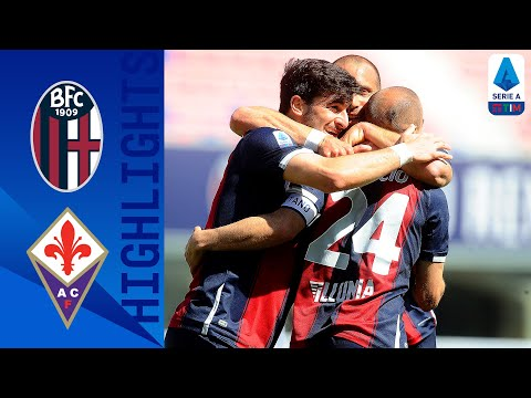 Bologna 3-3 Fiorentina | Doppio Vlahovic, triplo Palacio! | Serie A TIM