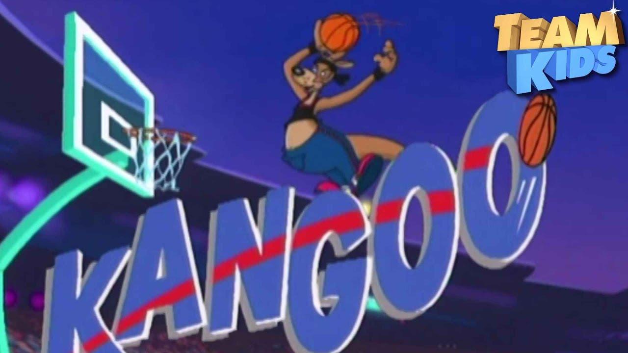 Dessin animé kangoo