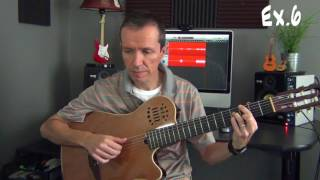 Bossa Nova Lesson by Walter Rodigues Jr.