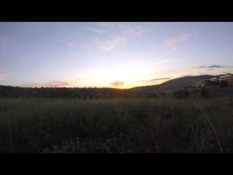 Sunrise Timelapse at Wyss Wilderness Medicine Campus
