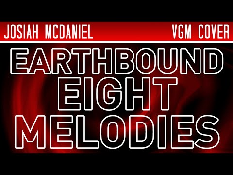 Earthbound/Mother 2 - Eight Melodies (cover w/ lyrics)