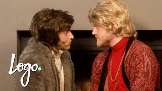 'Almost Romantic' feat SUPERFRUIT | Gay Skit Happens | Logo