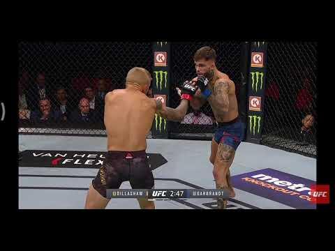 UFC 227: Диллашоу vs. Гарбрандт 2 – Online Video